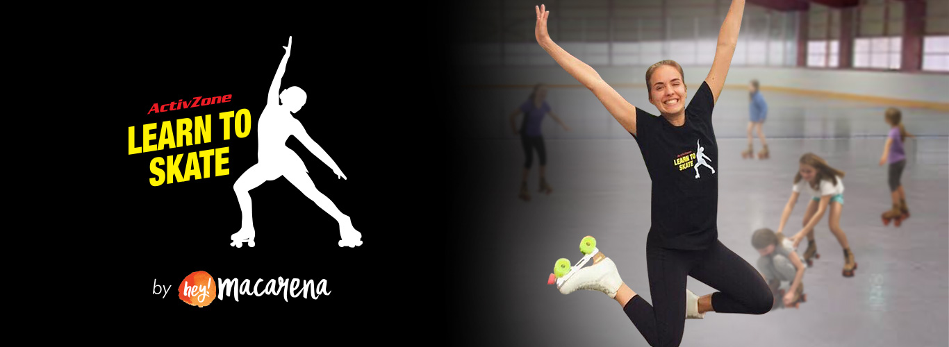 Learn to Skate in Auckland with Hey Macarena