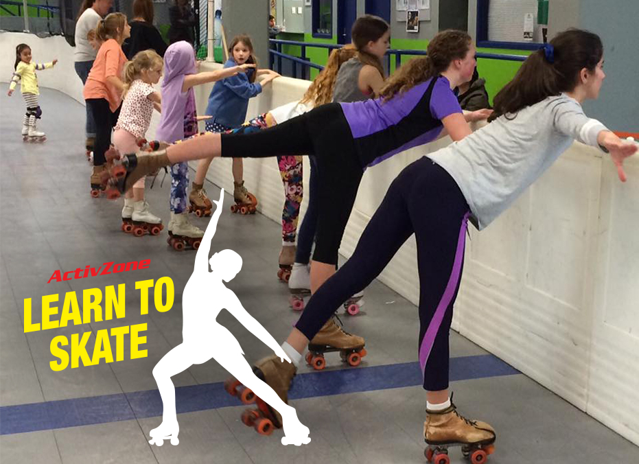 Learn to Skate classes Auckland