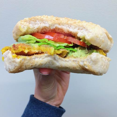 Burger Fuel V Dub burger