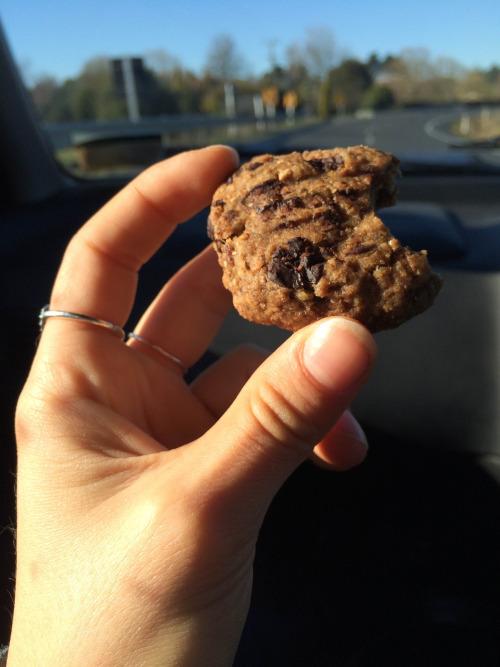 Kumara cookies